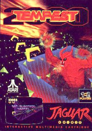 Tempest 2000 for Atari Jaguar