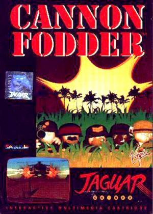 Cannon Fodder for Atari Jaguar