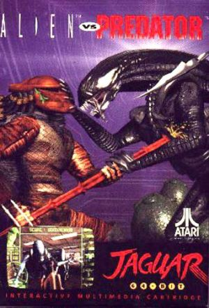 Alien vs. Predator for Atari Jaguar