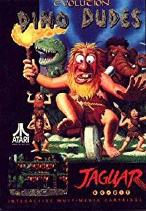Evolution: Dino Dudes for Atari Jaguar