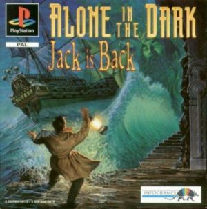 Alone in the Dark: Jack is Back for PlayStation