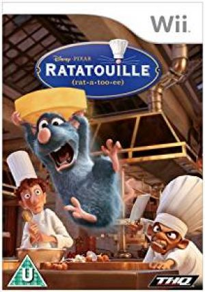 Ratatouille (Wii) for Wii