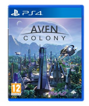 Aven Colony for PlayStation 4