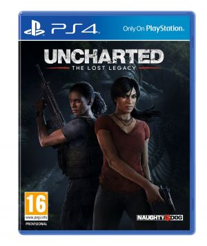 Uncharted: The Lost Legacy (No DLC)