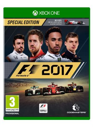F1 2017 for Xbox One