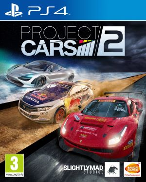 Project Cars 2 (PS4) for PlayStation 4