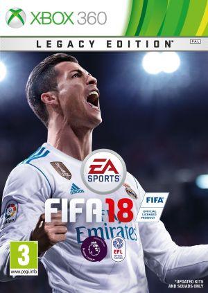 FIFA 18 Legacy Edition (Xbox 360) for Xbox 360