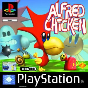Alfred Chicken for PlayStation