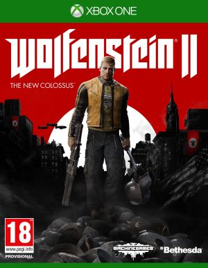 Wolfenstein 2: The New Colossus for Xbox One