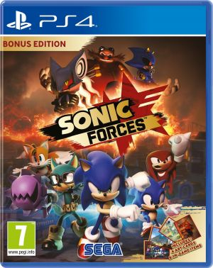 Sonic Forces [Bonus Edition] for PlayStation 4