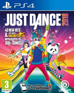 Just Dance 2018 for PlayStation 4
