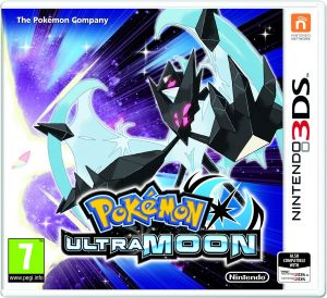 Pokémon Ultra Moon for Nintendo 3DS