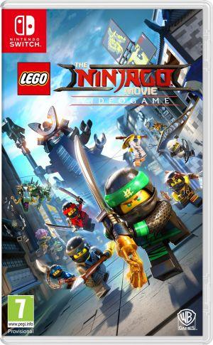 LEGO Ninjago Movie Game for Nintendo Switch