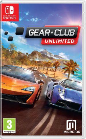 Gear. Club Unlimited for Nintendo Switch