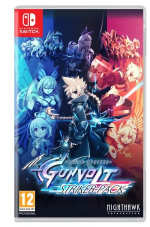Azure Strikes Gunvolt Striker Pack for Nintendo Switch