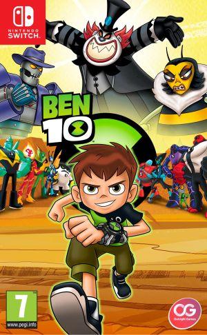 Ben 10 for Nintendo Switch