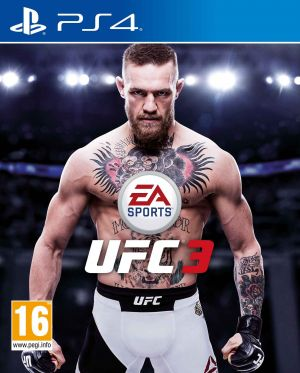 UFC 3 for PlayStation 4