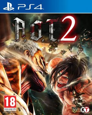 A.O.T. 2 for PlayStation 4