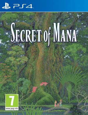 Secret of Mana for PlayStation 4
