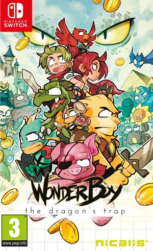 Wonder Boy: The Dragon's Trap for Nintendo Switch