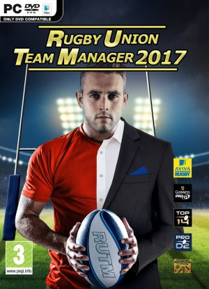 Rugby Union Team Manager 2017 (PC DVD/Mac) for Windows PC