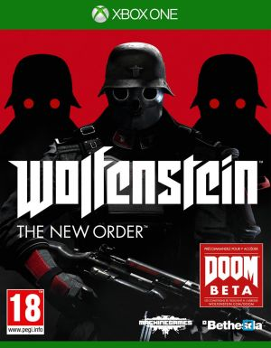 Wolfenstein The New Order (Xbox One) for Xbox One