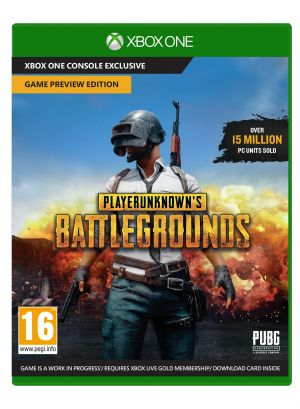 Playerunknown's Battlegrounds - Game Preview Edition (Xbox One) for Xbox One