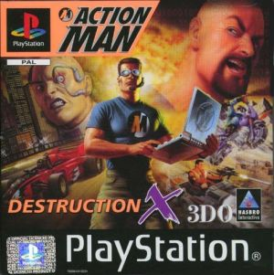 Action Man: Destruction X for PlayStation