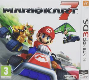 Mario Kart 7 (Nintendo 3DS) for Nintendo 3DS