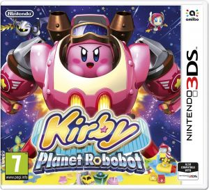 Kirby: Planet Robobot (Nintendo 3DS) for Nintendo 3DS
