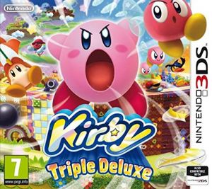 Kirby: Triple Deluxe (Nintendo 3DS) for Nintendo 3DS