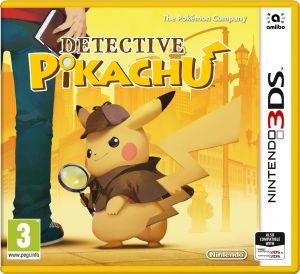 Detective Pikachu (Nintendo 3DS) for Nintendo 3DS