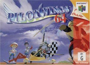 Pilotwings 64 (N64) for Nintendo 64