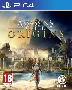 Assassin's Creed Origins (PS4) for PlayStation 4