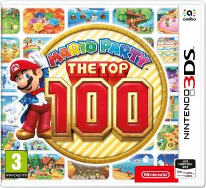 Mario Party The Top 100 (Nintendo 3DS) for Nintendo 3DS