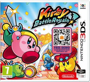 Nintendo 3DS Kirby Battle Royale for Nintendo 3DS