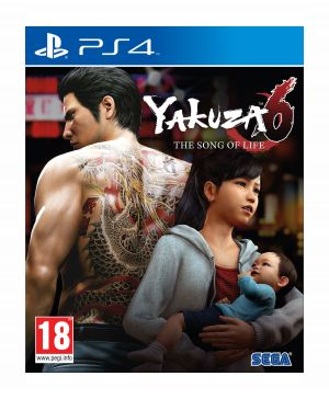 Yakuza 6: The Song of Life (PS4) for PlayStation 4