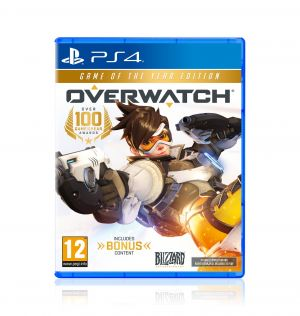 Overwatch [Game of the Year Edition] for PlayStation 4