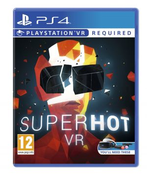Superhot (PSVR) for PlayStation 4