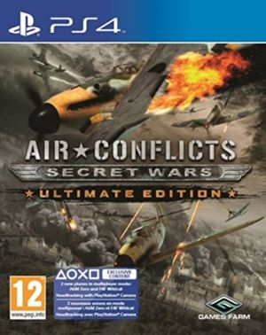 Air Conflicts: Secret Wars Ultimate Edition for PlayStation 4