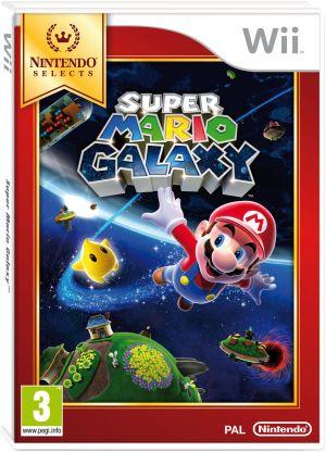 Nintendo Selects: Super Mario Galaxy (Nintendo Wii) for Wii