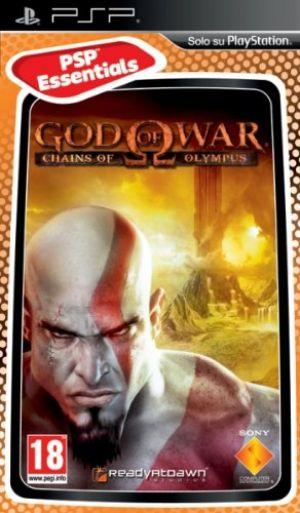 God of War: Chains of Olympus (PSP) for Sony PSP