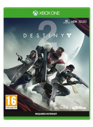 Destiny 2 w/ Salute Emote (Exclusive to Amazon.co.uk) (Xbox One) for Xbox One