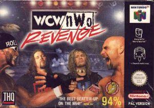 WCW/NWO Revenge for Nintendo 64