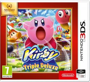 Nintendo Selects Kirby Triple Deluxe Selects (Nintendo 3DS) for Nintendo 3DS