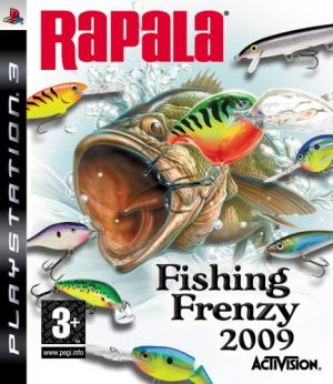 Rapala's Fishing Frenzy for PlayStation 3