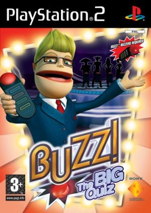 Buzz! The Big Quiz - Solus (PS2) for PlayStation 2