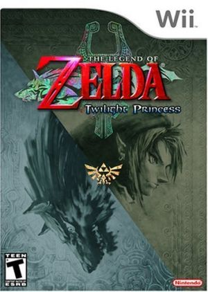 The Legend of Zelda: Twilight Princess (Wii) for Wii