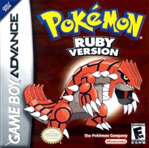 Pokémon Ruby Version (GBA) for Game Boy Advance
