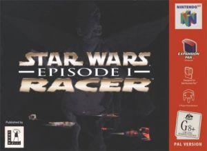 Star Wars Episode I: Racer (N64) for Nintendo 64